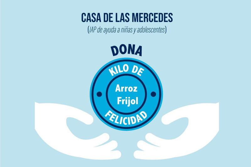 Kilo de felicidad para Casa de las Mercedes Featured Photo
