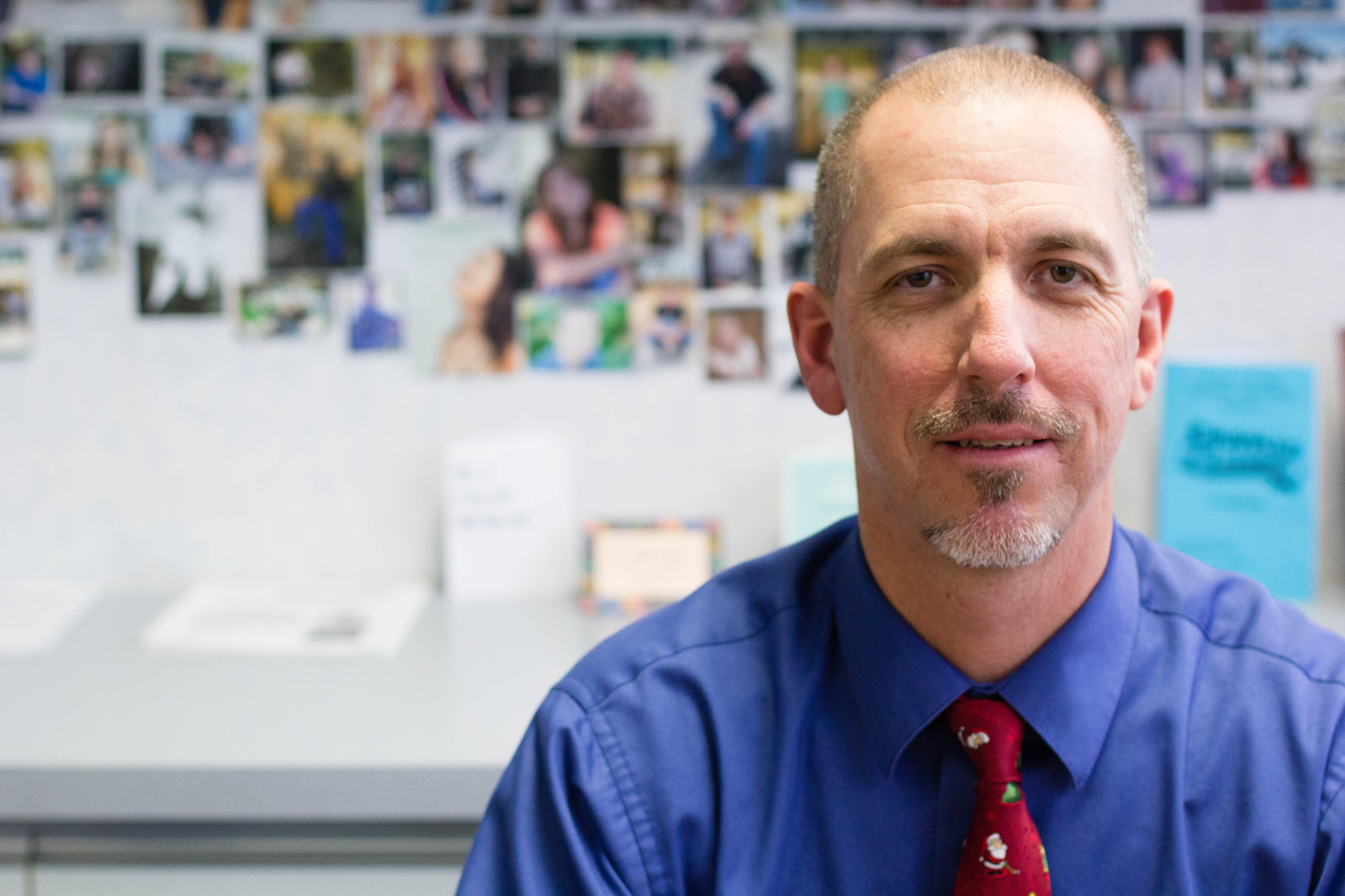 Terry Hernandez CHS Principal