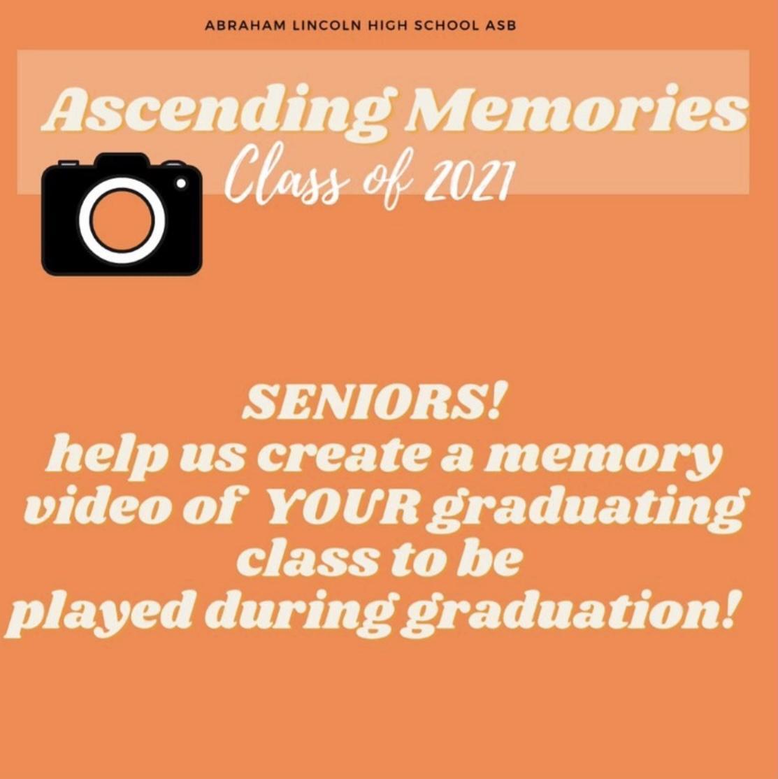 Senior Memory Video