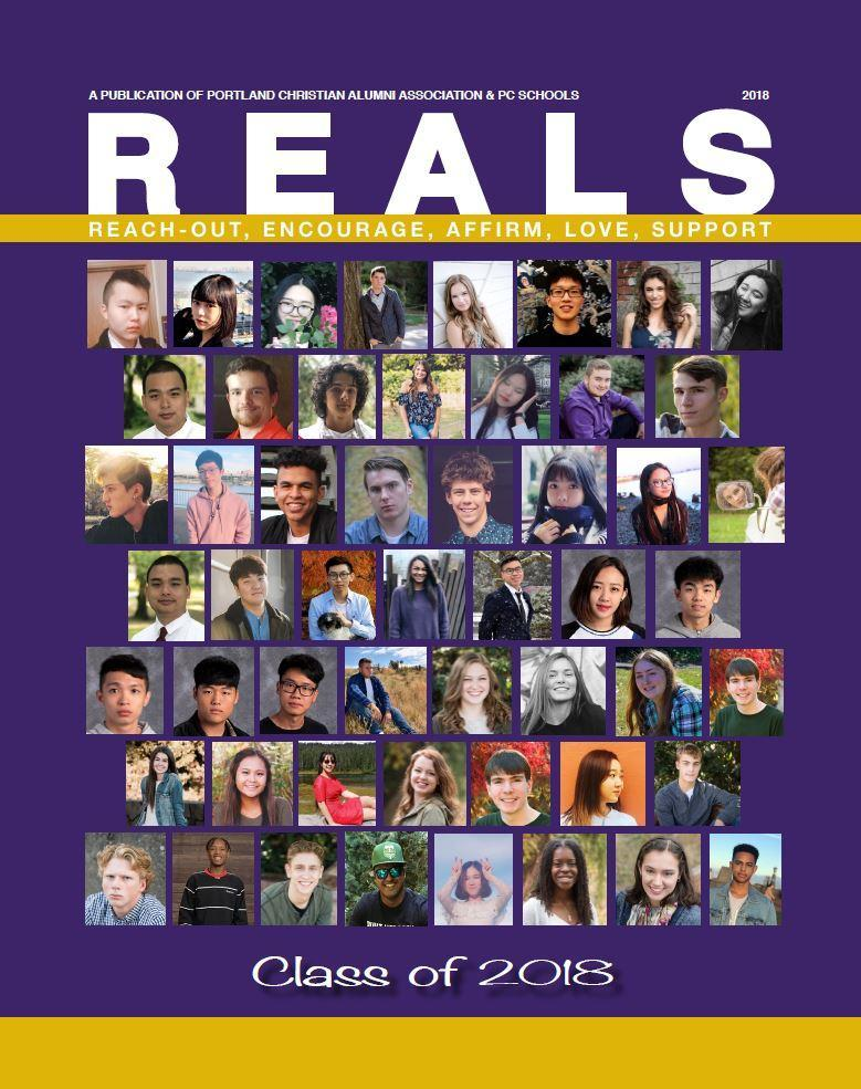 2018 REALS cover