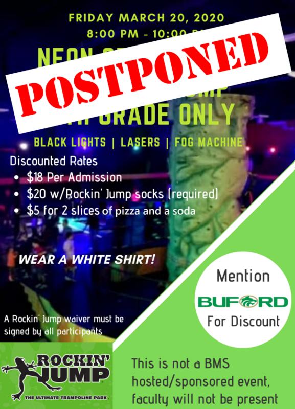 Rockn' Jump Postponed Featured Photo