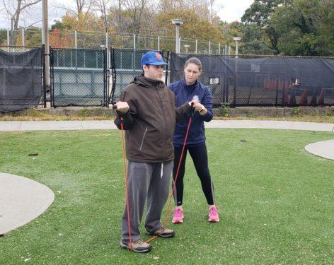 Trainer Gives All Athletes 'Power' to Change Lives Featured Photo