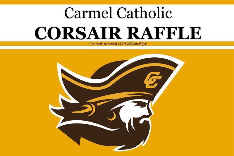 Corsair Raffle