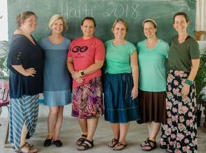 Haiti group photo