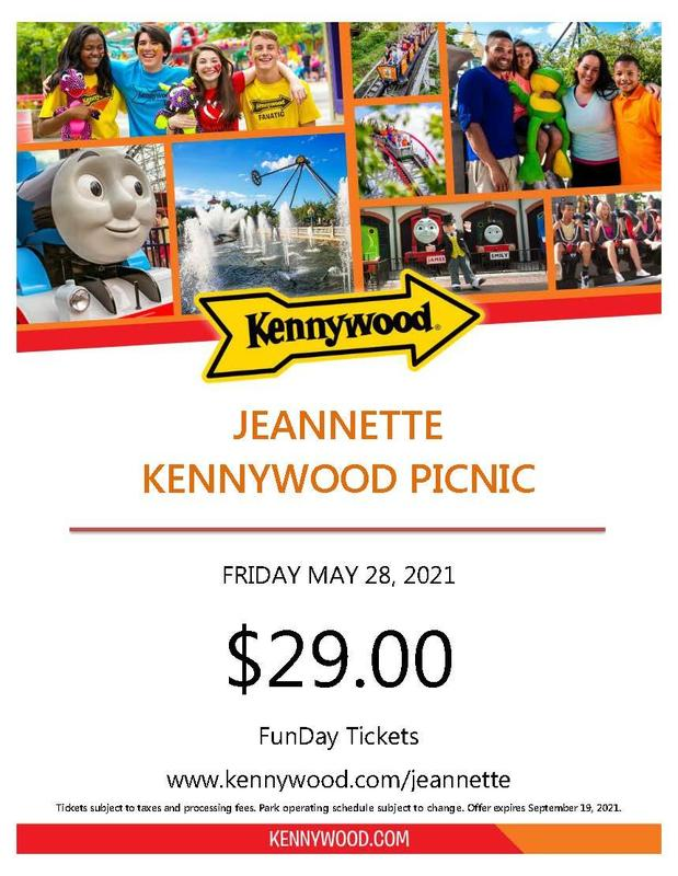 Kennywood Flyer Featured Photo