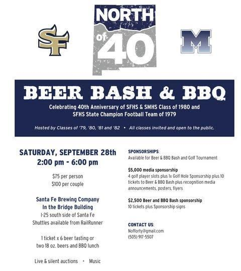 North Of Forty BBQ