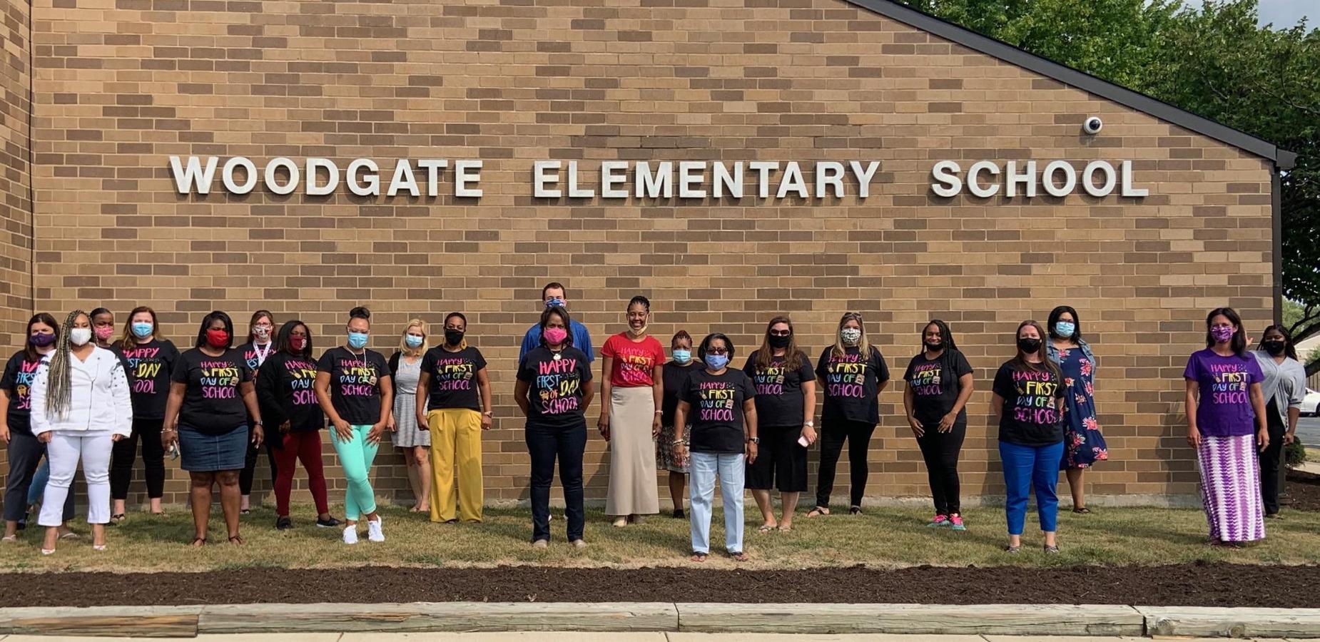Woodgate Elementary School Staff