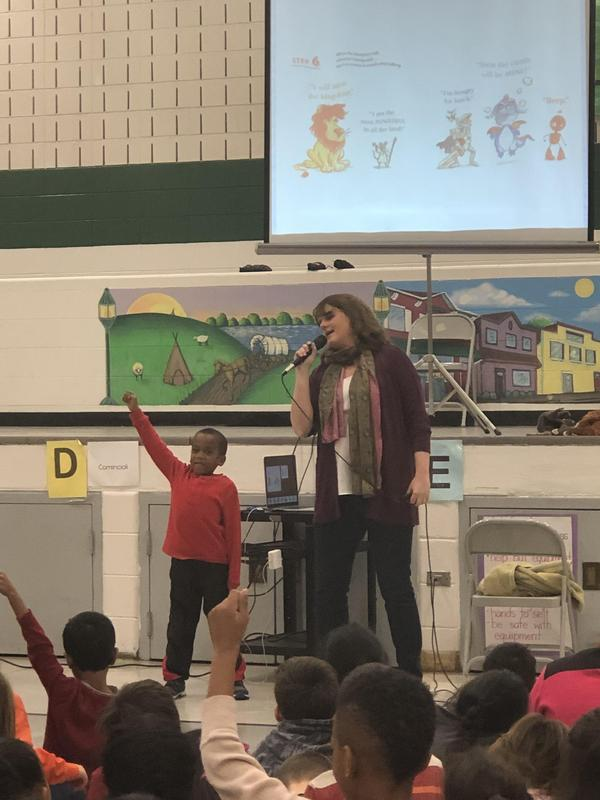 Mundelein School District 75 Hosts Author Featured Photo