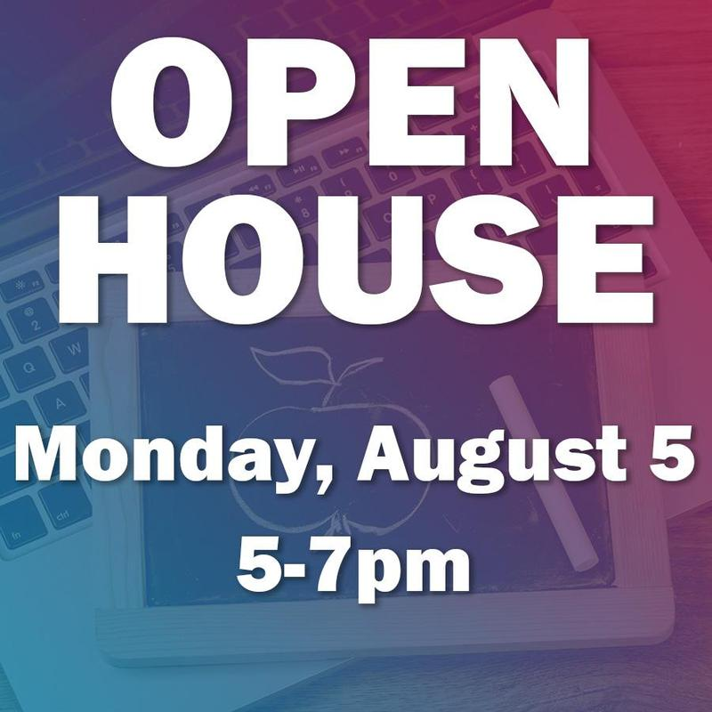 open house date
