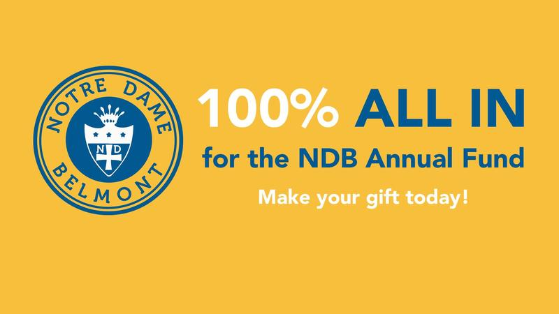 Notre Dame Annual Fund Campaign Thumbnail Image