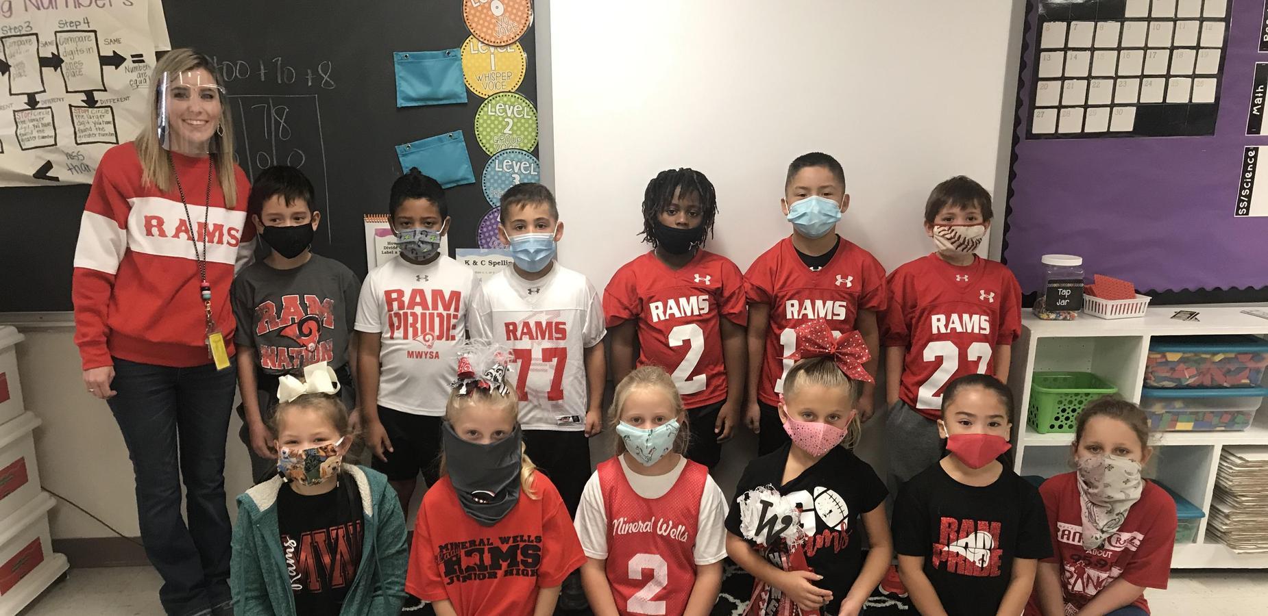 Rams gear