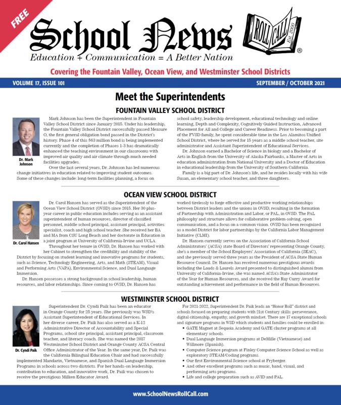 School News - September 2021
