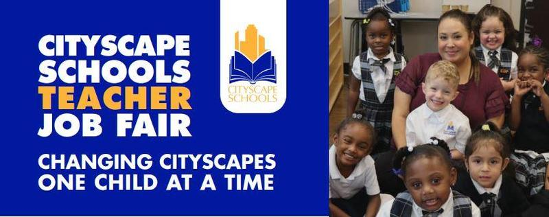 Cityscape Schools Job Fair