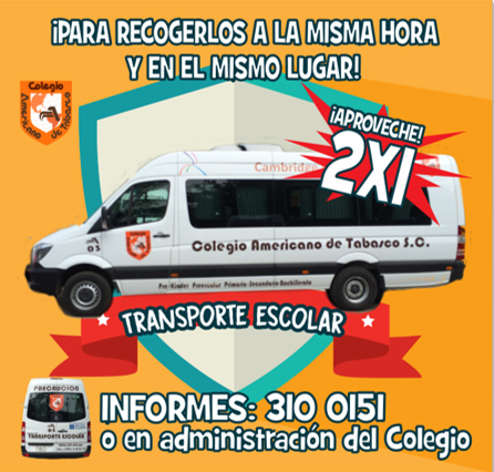 TRANSPORTE ESCOLAR Featured Photo