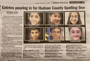 JJ newspaper article