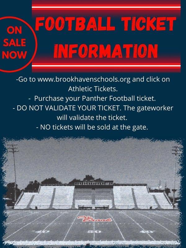 Brookhaven ticket information