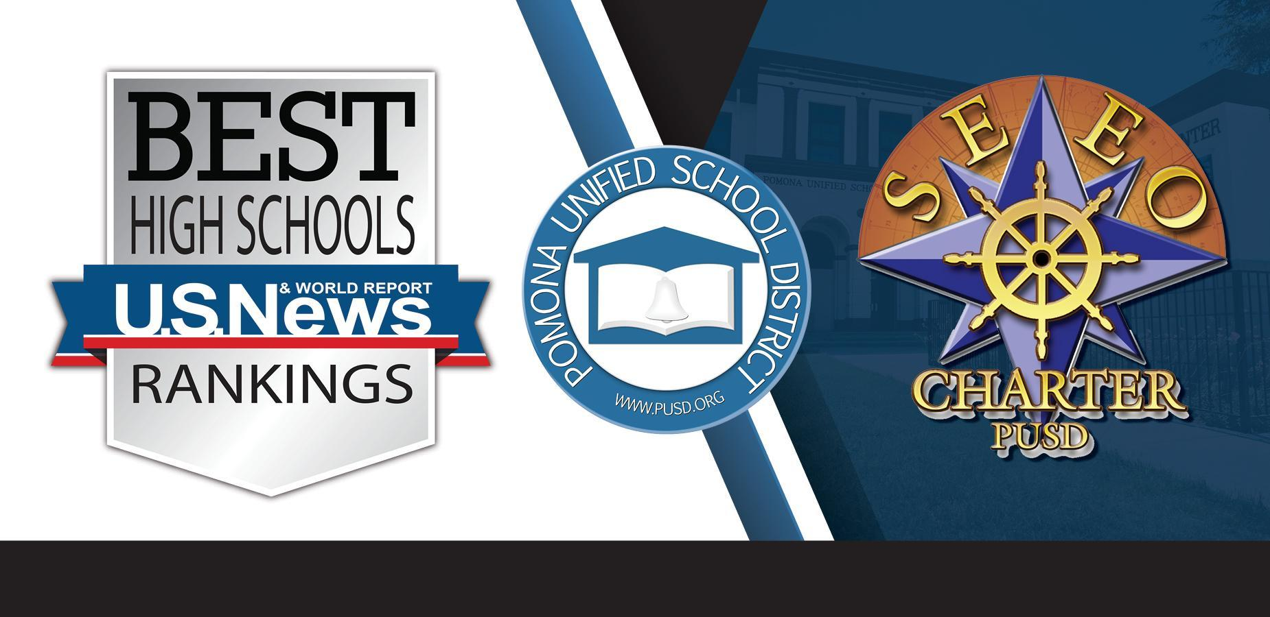 U.S. News & World Report - Best High Schools Award