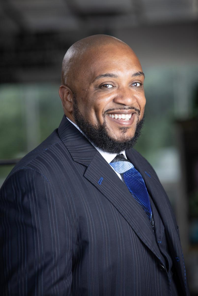 Assistant Superintendent Kevelin Jones