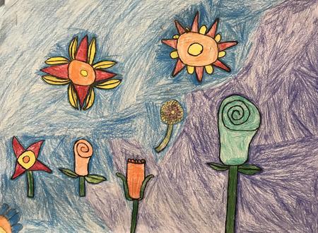 Children's Art Spring 2018