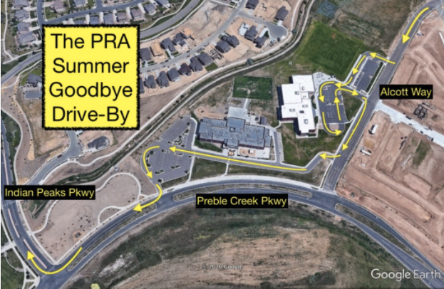 PRA Summer Goodbye Drive By Thumbnail Image