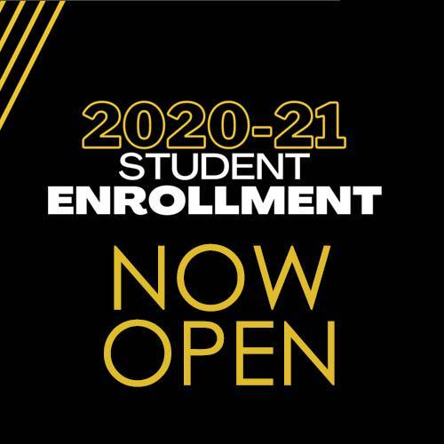 Online enrollment open for new and returning students Featured Photo