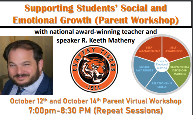 Supporting Student's Social and Emotional Growth