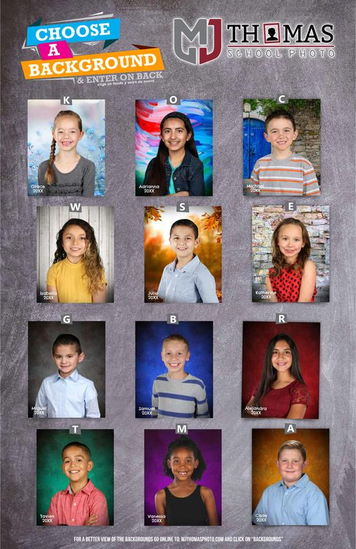 Student Picture brochure