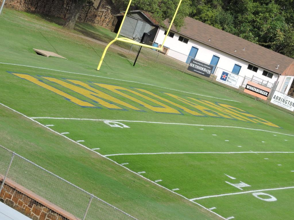 picture of the field