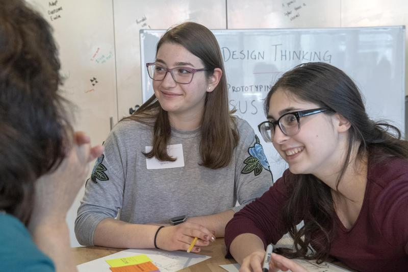 CIJE GIRLS STEM DAY AT CORNELL-TECH Featured Photo