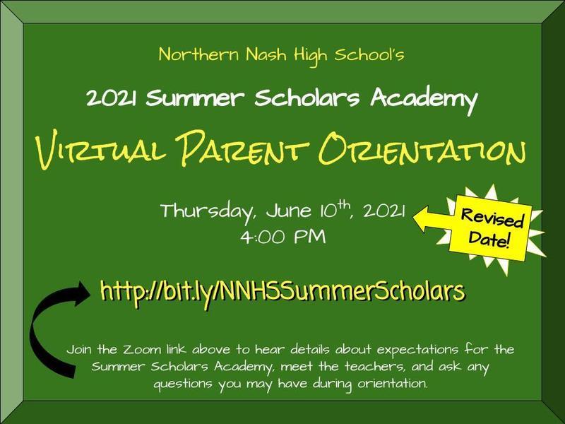 Summer Scholars