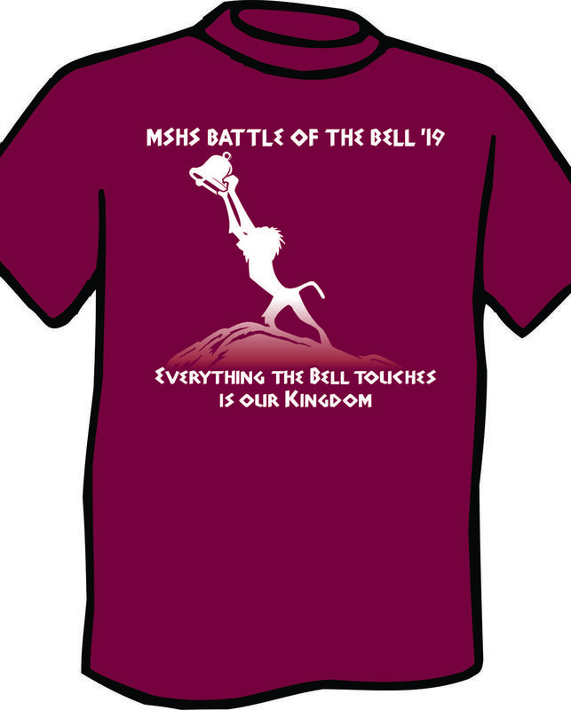 Battle of the Bell T-Shirt