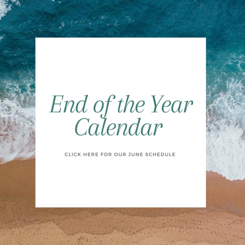 June Schedule Featured Photo