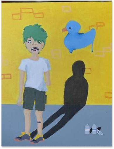Carly Brunner artwork