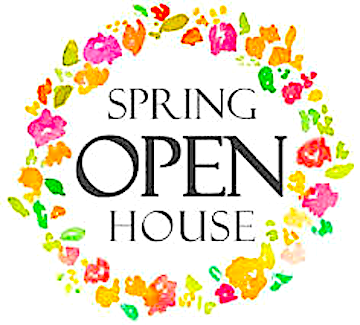 Spring Open House Featured Photo
