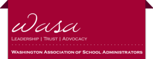 Washington Association of School Administrators logo