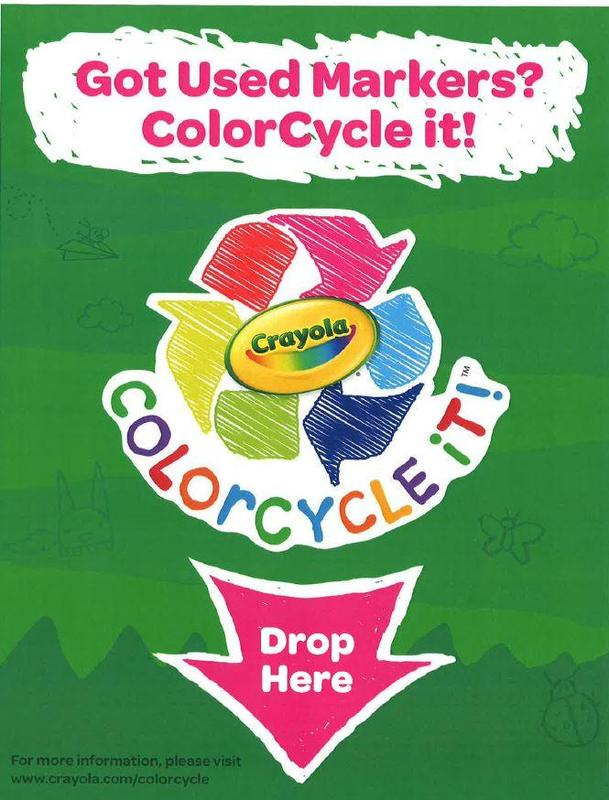 Got Used Markers?  ColorCycle it!