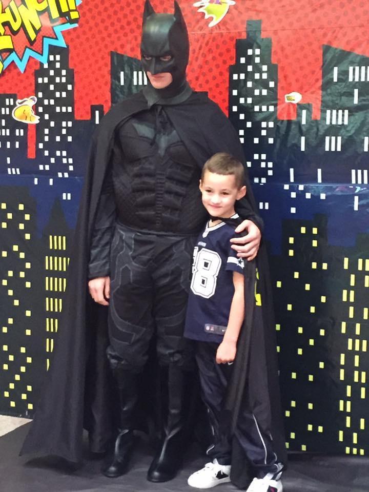 Pic w/Batman