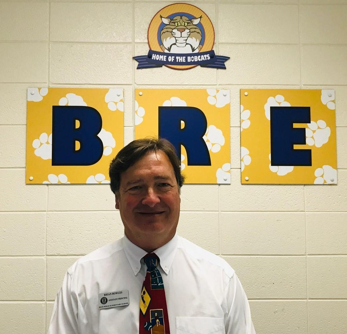 Mr. Brian Bowles, Assistant Principal