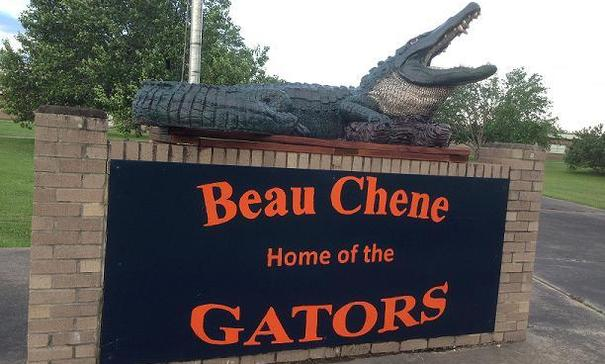 Beau Chene High School - Home of the Gators - Gator Display