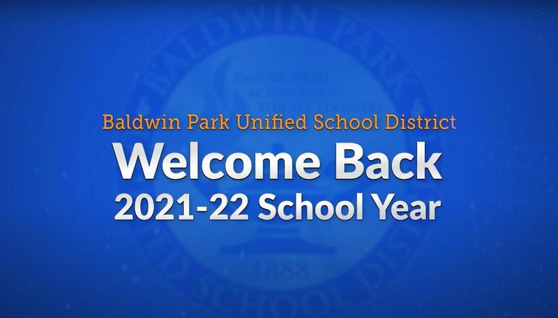 Superintendent Dr. Mendoza and the Board of Education welcome Baldwin Park Unified administrators, teachers, staff and faculty to the new school year!