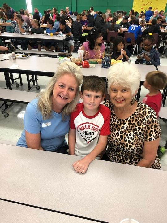 GRANDPARENTS LUNCH 2019