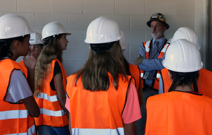 industry tours: construction