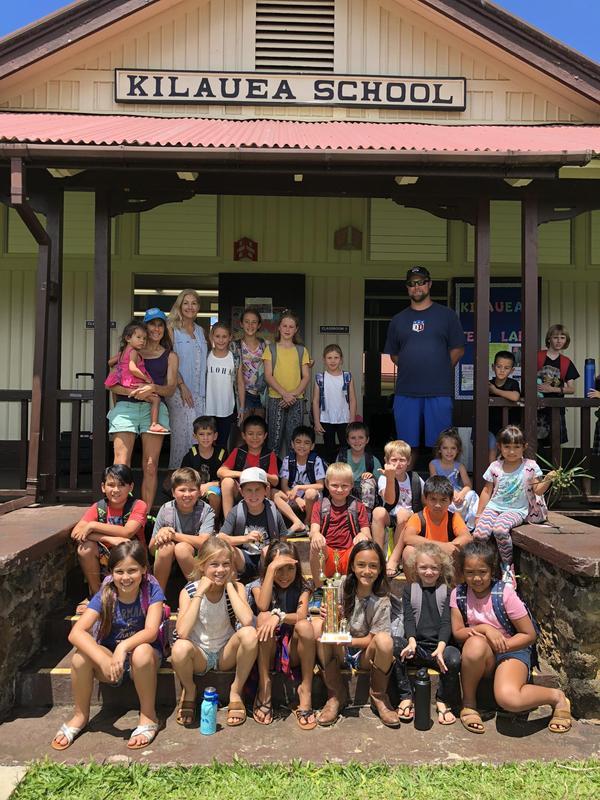 Kilauea Track Team