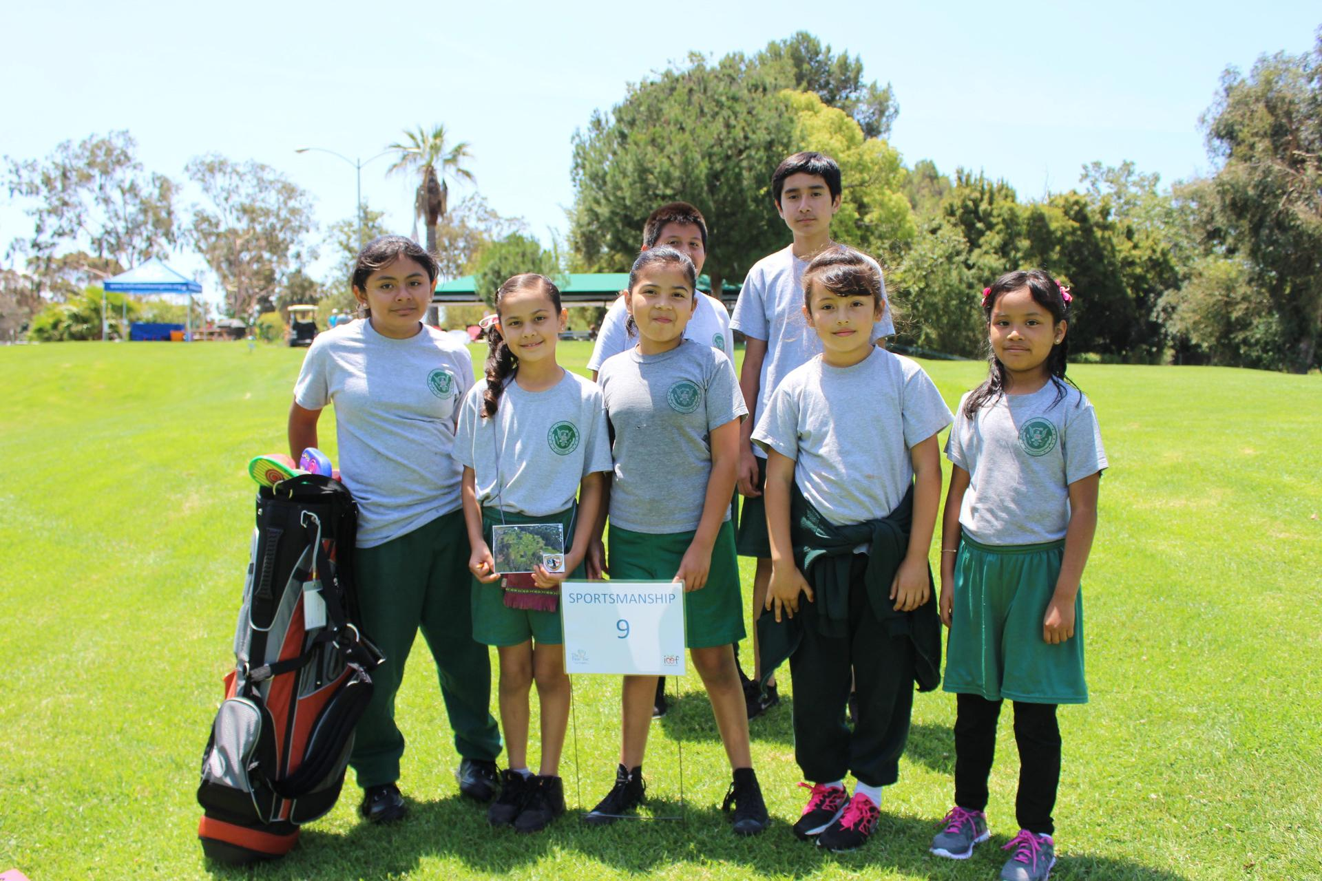 Annual ICEF Golf Challenge in partnership with JP Morgan at UCLA