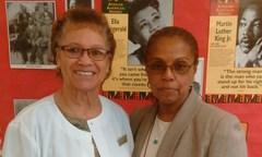 BHM-Mrs. Whilhite and Mrs. Jordan