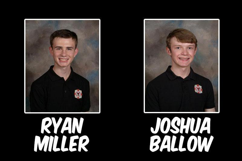 BCHS Students Named National Merit Semifinalist Thumbnail Image