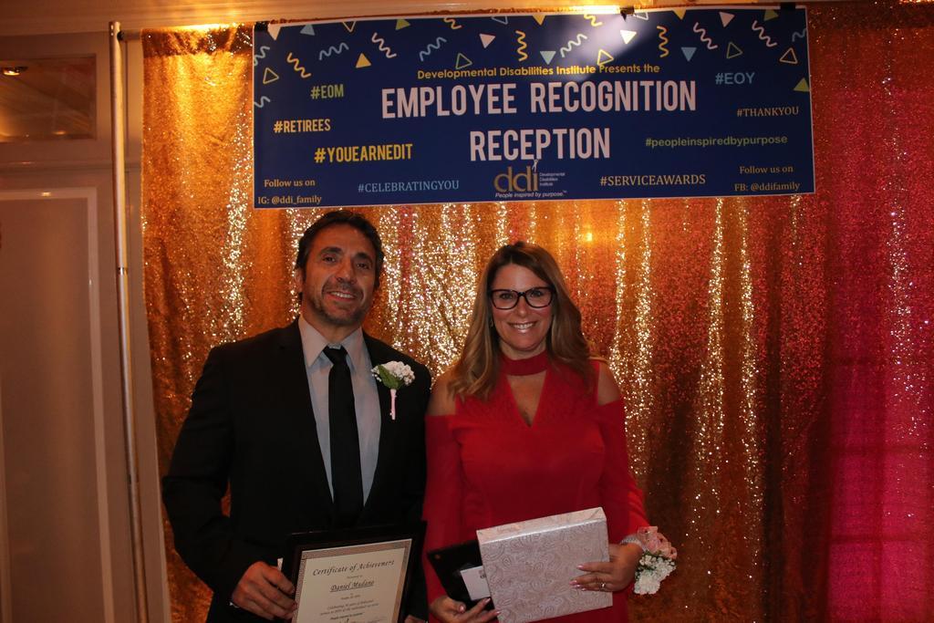 30-Year Service Award recipients
