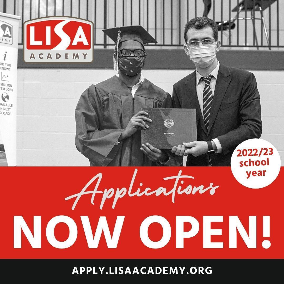 APPLY NOW FOR THE 2022-2023 SCHOOL YEAR Image