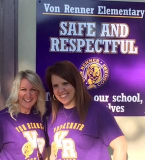 Mrs. Vargas and Ms. Johnson