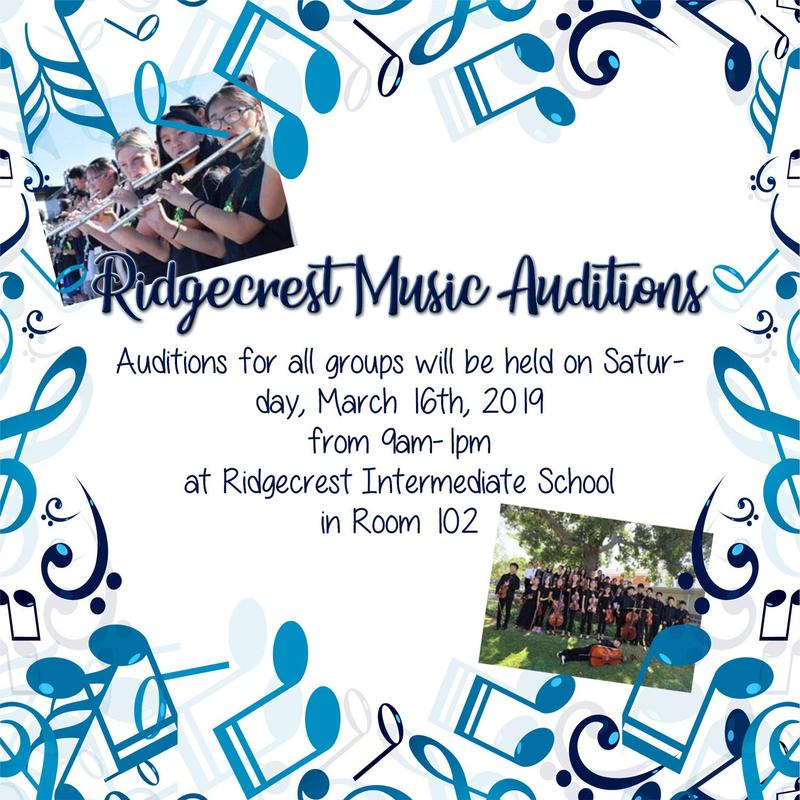 🎵 Do you play an instrument and want to be a part of our Award Winning Music Groups? Thumbnail Image